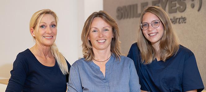 Team Rosenheim - Augenarztpraxis