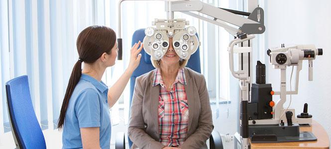 Augenkrankheiten Keratokonus – Behandlung Cornea Cross Linking