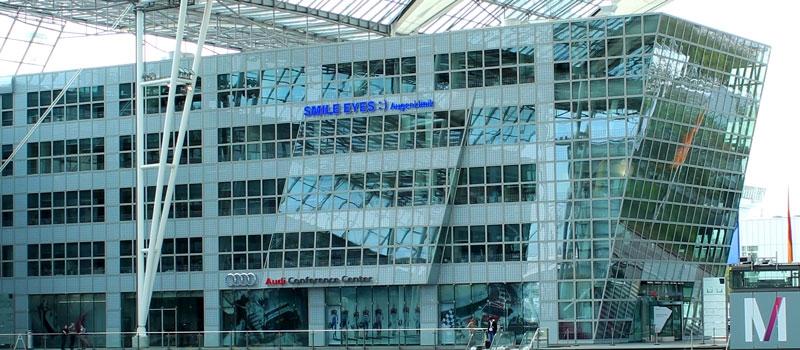 Augenarzt Flughafen