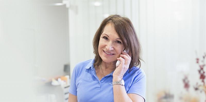 Giesing Kontaktformular Telefondienst
