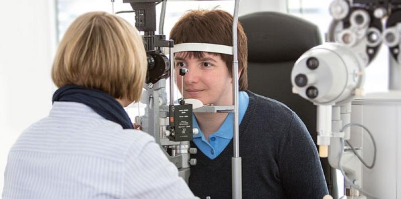 Augenkrankheiten Grüner Star – Diagnostik der Krankheit