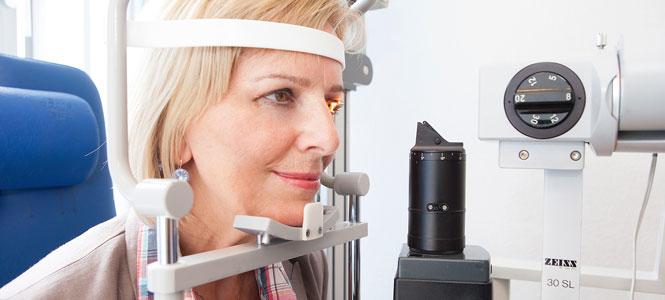 Augekrankheiten Keratokonus – Symptome verzerrtes Sehen