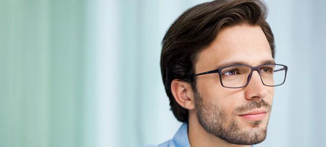 Sehen ohne Brille – konservativer Ausgleich mit Brille