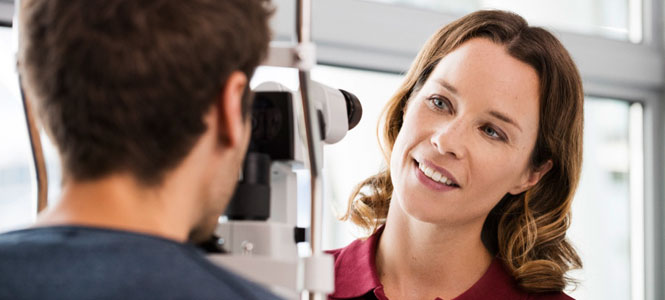 Sehen ohne Brille – Voruntersuchung Eignung Laser OP